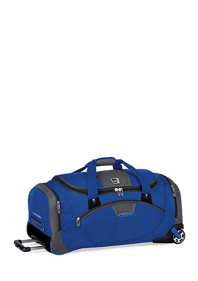 High Sierra 30-in. Wheeled Cargo Blue Duffel - Online Only