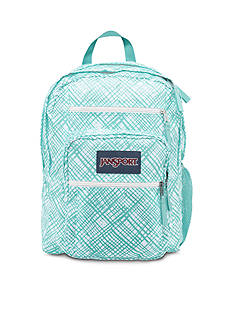 Jansport Aqua Dash Jagged Plaid Backpack