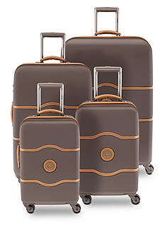 Delsey Chatelet Hardside Spinner Luggage Collection