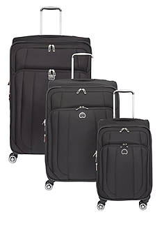 Delsey Cruise Expandable Spinner Trolley