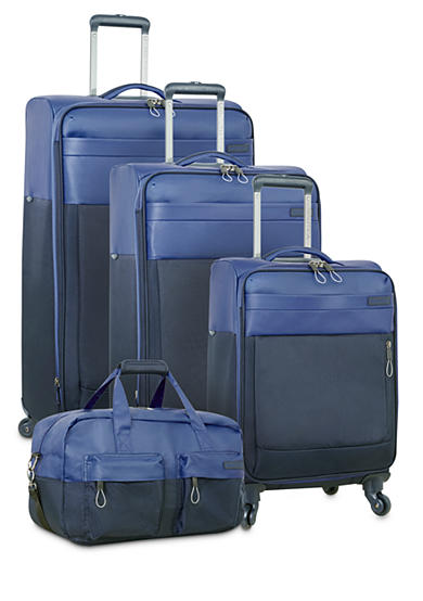 Nautica Harpswell Luggage Collection - Cobalt