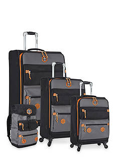 Timberland Orange Trail Luggage Collection