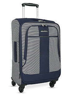 Nautica Beach Island 21-in. Navy/White