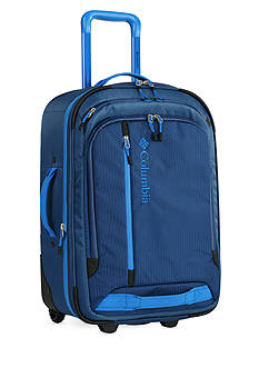 Columbia Yahara 21-in. Upright Carry On - Blue
