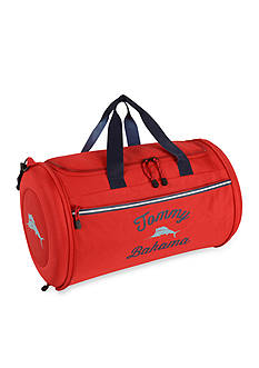 Tommy Bahama® Tumbler 20-in. Clamshell Duffel - Red