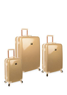 Anne Klein Anee Klein Manchester 3 Piece Hardside Luggage Set