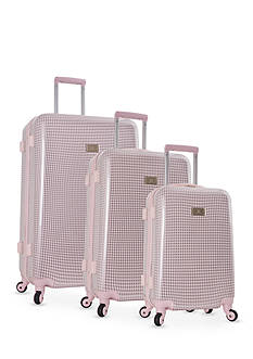 Anne Klein Manchester 3 Piece Hardside Luggage Set