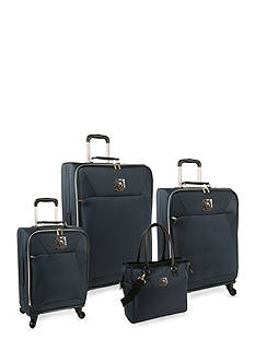 Anne Klein Oslo Luggage Collection - Navy