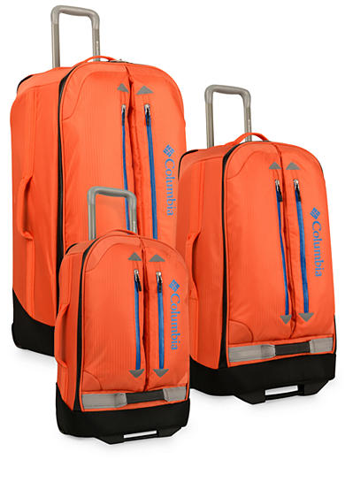 Columbia Pack & Go Upright Luggage Collection