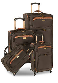 Tommy Bahama® Santorini Luggage Collection - Brown