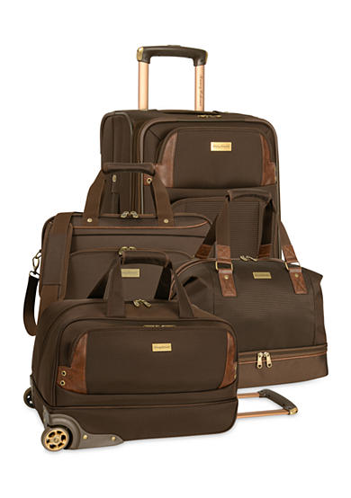 Tommy Bahama® Harbor Elua Luggage Collection Brown - Online Only