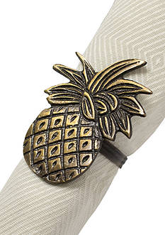 Excell Pineapple Napkin Ring