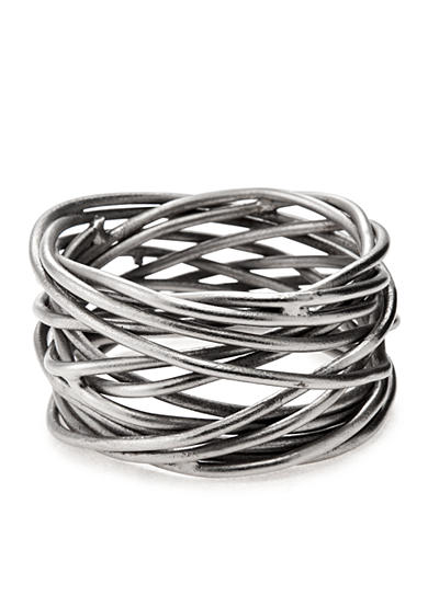 Excell Twisted Wire Napkin Ring