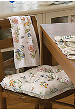 Butterfly Meadow Chair pad 16-in. x 16-in.