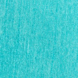 Table Linens and Placemats: Aqua Lenox CHIRP FAUX SILK TL