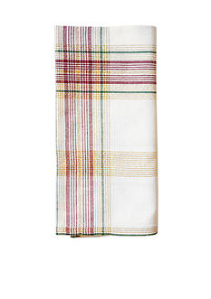 Lenox Holiday Nouveau Plaid Napkin