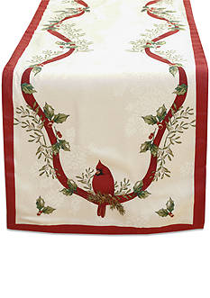 Lenox Winter Greetings Table Runner
