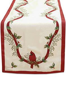 Lenox Winter Greetings Table Runner