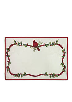 Lenox Winter Greetings Placemat