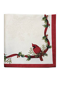Lenox Winter Greetings Napkin 4-Pack