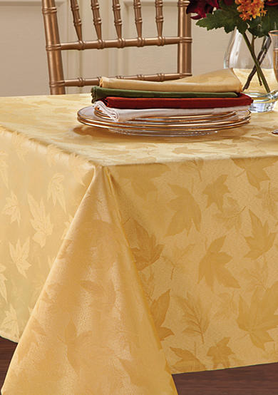 Bardwil Fall Splendor Wheat Table Linens