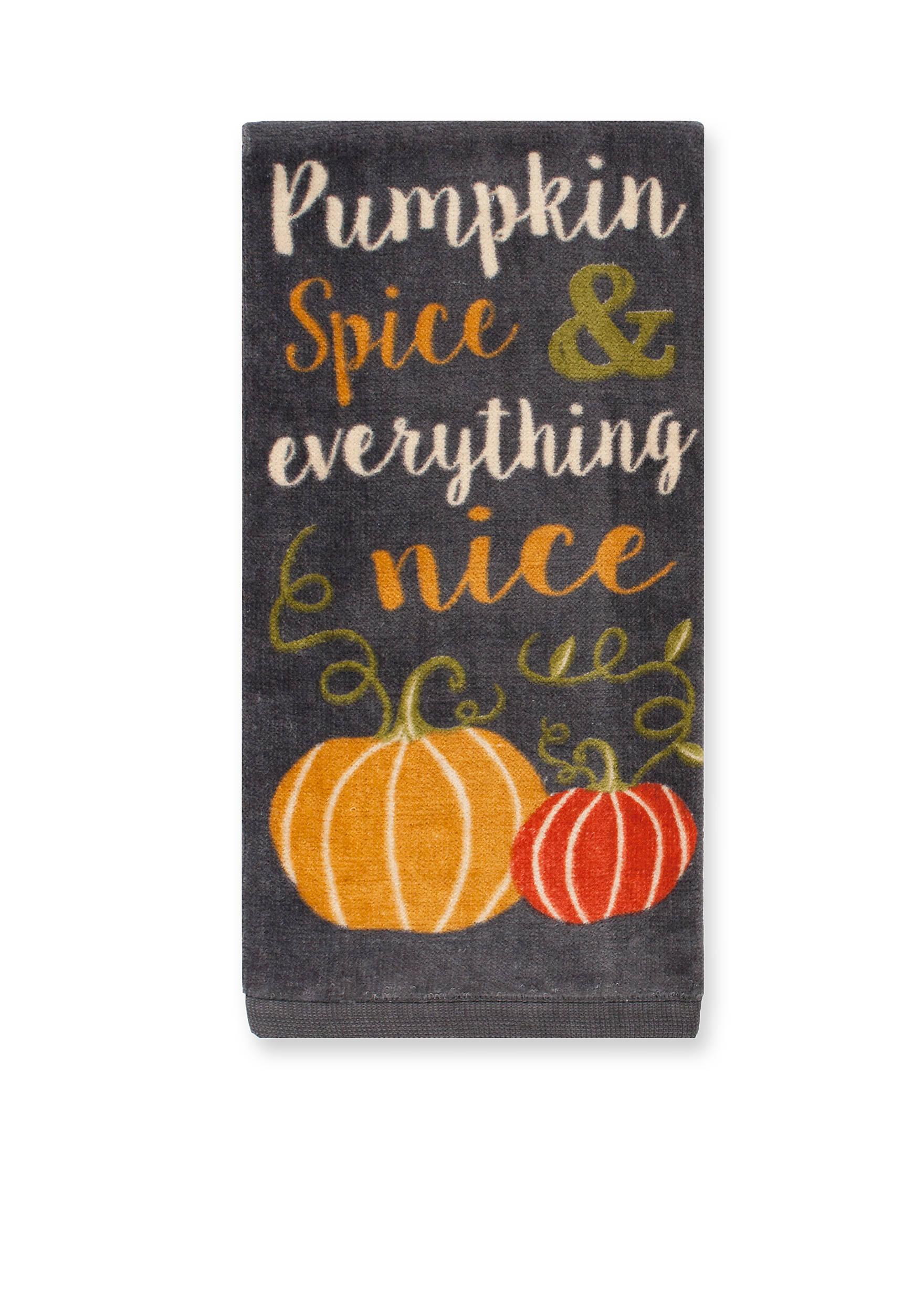 John Ritzenthaler Company® Fiber Reactive Pumpkin Spice Kitchen ...