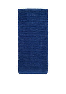 T-fal Solid Waffle Terry Kitchen Towel