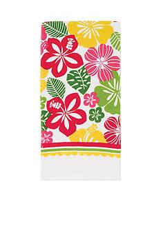 John Ritzenthaler Company Hibiscus Flowers Kitchen Towel