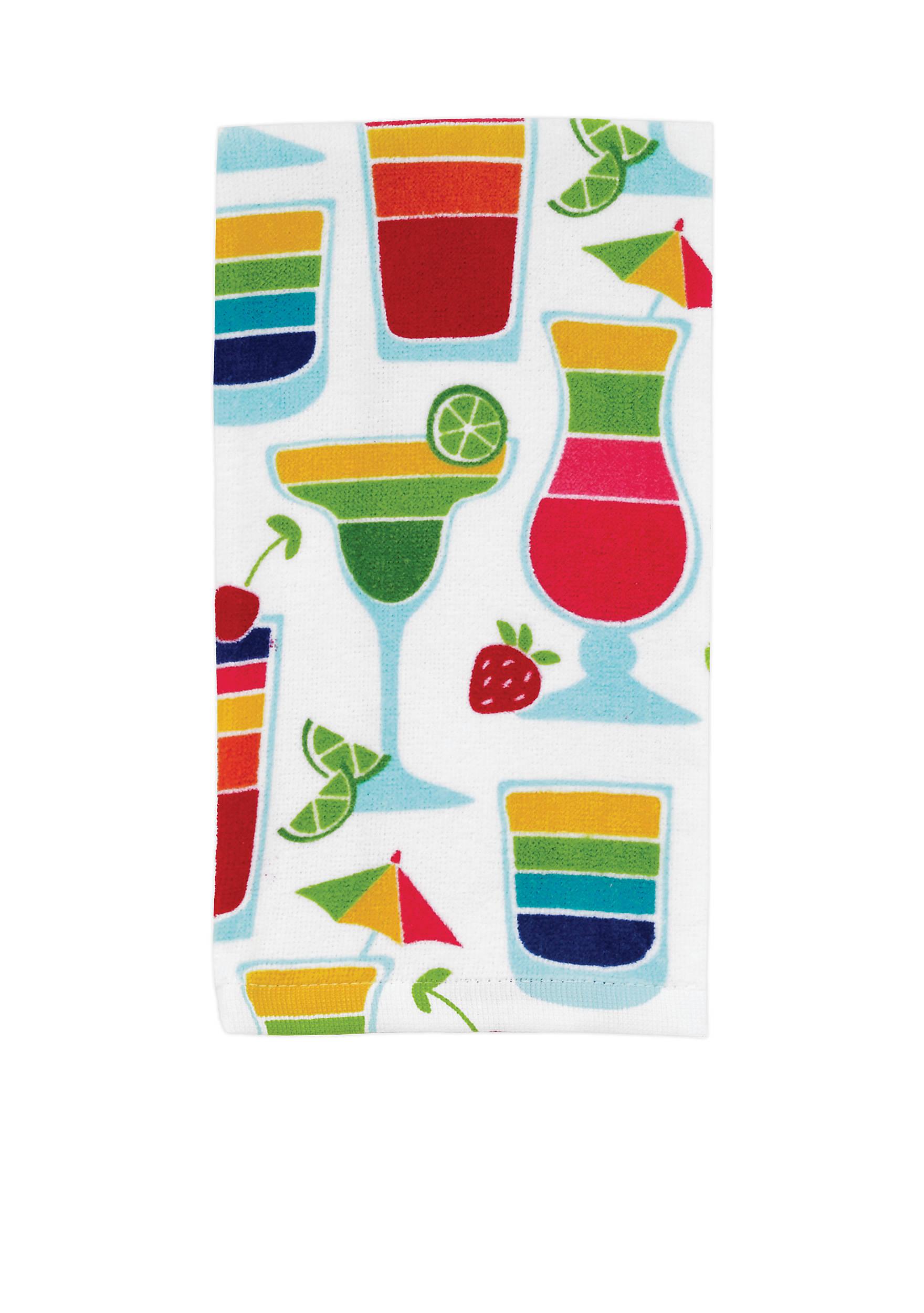 John Ritzenthaler Company® Cocktail Concoction Kitchen Towel | belk