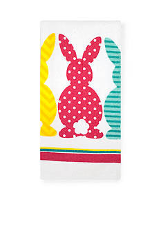 John Ritzenthaler Company Bunny Trio Kitchen Towel