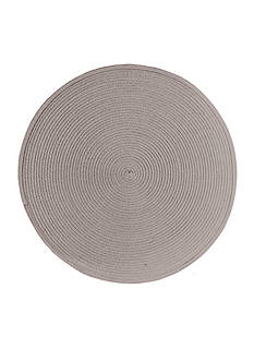 John Ritzenthaler Company® TAUPE ROUND PM WOVEN