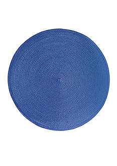 John Ritzenthaler Company® Round Woven Placemat Collection