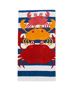 John Ritzenthaler Company Crab Stack Kitchen Towel