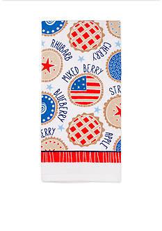 John Ritzenthaler Company Americana Pies Kitchen Towel