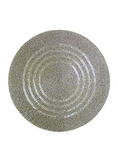 Croscill Bling Placemat - Online Only