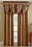 Croscill Marquis Window Panel and Valance -