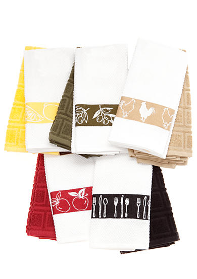 Brownstone Kitchen Towel 3-Pack