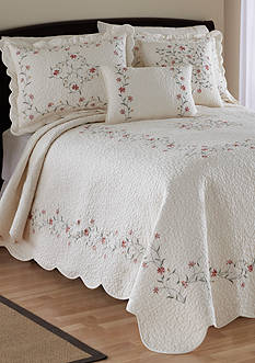 Nostalgia Home Fashions AMBER BEDSPREAD