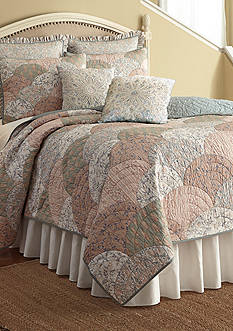 Nostalgia Home Fashions French Chain Bedding Collection