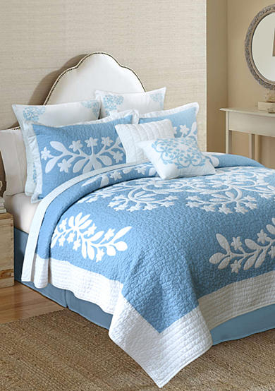 Nostalgia Home Fashions Kayla Quilt Collection