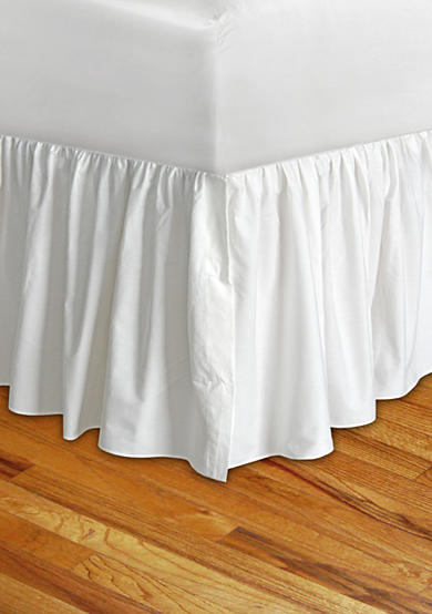 Lilly White Bedskirt - Online Only