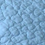Quilts For Sale: Blue Nostalgia Home Fashions KAYLA STD SHAM