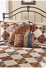 Selina Multicolored Standard Sham 20-in. x 26-in.