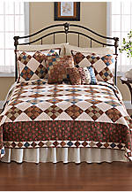Selina Multicolored King Quilt 104-in. x 94-in.
