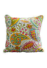 Sun Beam Multicolored Euro Sham 26-in. x 26-in.
