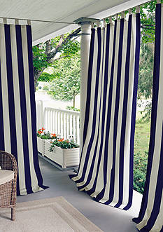 Elrene Highland Stripe Indoor/Outdoor 50x84