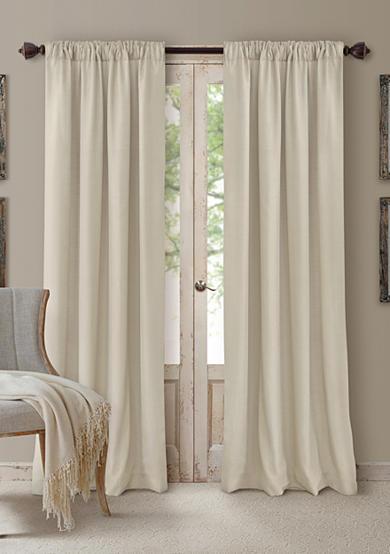 Window Treatments Blue Curtains Amp Drapes Belk