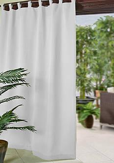Elrene Matine Indoor/Outdoor 52x95 Window Panel - White