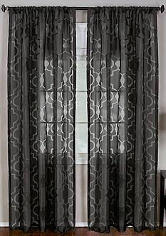 Elrene Montego Window Panel