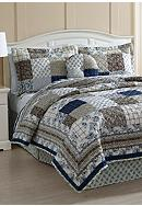 Day by Day™ Callisi 5-Piece Quilt Set
